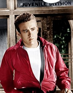 Rebel Without A Cause, James Dea