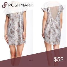 Free People Sequin Dress Beautiful lined sequin dress. Size Large Free People Dresses