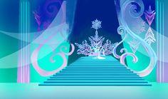 Art of Frozen - Set Design
