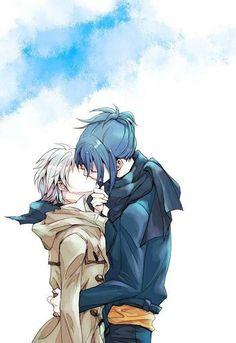 Shion et Nézumi