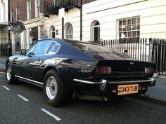 Aston Martin Vantage V8, 1977