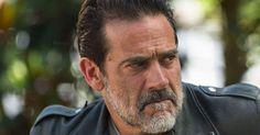 Clean, Shaven: Negan's Naked Chin Is 'The Walking Dead' Mid-Season Finale's Breakout Star