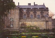 Stirling Castle, Stirling, Scotland Off the Beaten Path