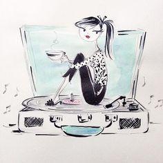 Anne Keenan Higgins - Sunday morning tunes. coffee