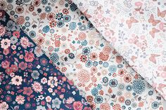 The Pattern Factory - Ditsy Florals by SaultDesign on @creativemarket