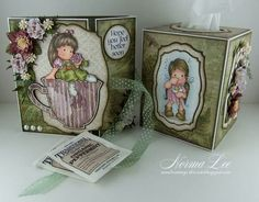 From My Craft Room: Anything But A Card