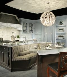 How Amazing Is This Kitchen Design From Bilotta, It Is The Perfect Mix Of  Function