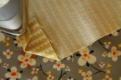 Eu quero fazer também!: Bainha (barra) para trabalhos de costura