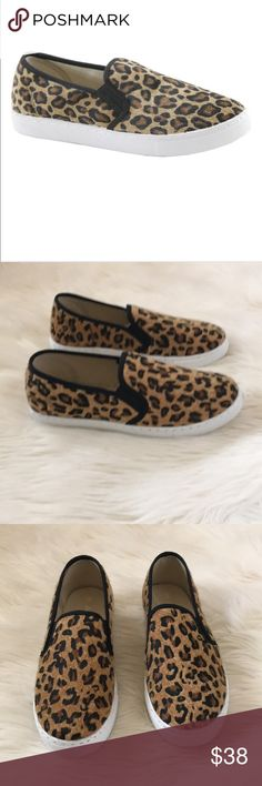 7f76958013b 12 Best Leopard Slip on images in 2014 | Moda femenina ...