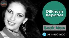 Book Dilkhush Reporter From Artistebooking.com. #artistebooking #DilkhushReporter #TVCelebrity. For More Details Visit : artistebooking.com Or Call : 011-40016001