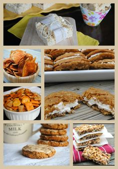 27 Back to School Recipes, lunches, snacks, desserts and dinner ideas for the busy family!