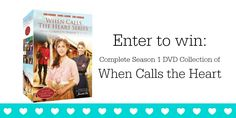 When Calls the Heart Season 1 DVD Giveaway