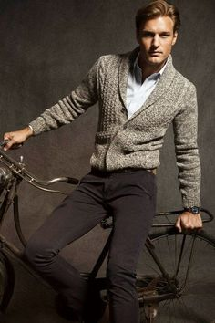 Textured shawl collar cardigan. Among other things.