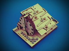 Marble Machine Kit - Manual Mainboard no.1
