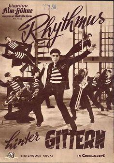 Illustrierte Film-Bühne Nr. 4166 - Rhythmus hinter Gittern (Jailhouse Rock)