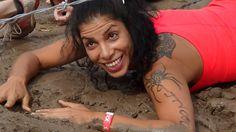 Beautiful Girls Get Down and Dirty at Tough Mudder