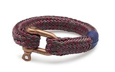 Bordeaux – Gray € 59,95 The Barato Bob has a 5mm shackle and it's 11mm wide.