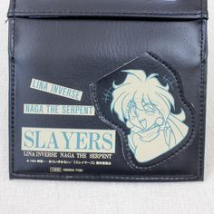 Slayers Great Lina Inverse Naga The Serpent Pass Card Case JAPAN ANIME MANGA