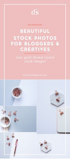 Where to find beautiful & unique stock photos for bloggers and creatives…everything from styled stock images to scenes from nature. http://www.CGScreative.com