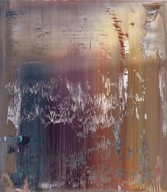 Gerhard Richter » Art » Paintings » Abstracts » Abstract Painting » 869-8