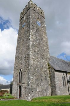 Lamphey Church