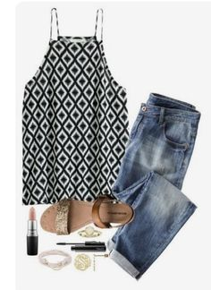 Hello Loves ❤️ Summer Stitch Fix Style Trends. June 2017 inspiration. Gorgeous outfit. Stitch Fix is a clothing subscription for men and women. New to Stitch Fix? Click pin to sign up. #Stitchfix #Sponsored