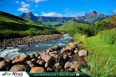 Royal Natal National Park in KwaZulu-Natal, South Africa   |  The Royal Natal…