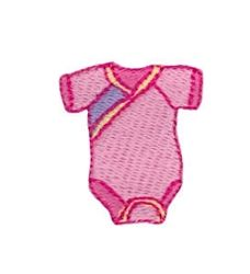 Mini Onesie Filled - 4X4!   Mini Designs   Machine Embroidery Designs   SWAKembroidery.com Bunnycup Embroidery