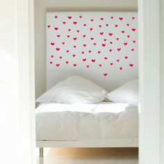 Basic Hearts Wall Sticker, 19€, now featured on Fab.