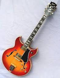 Image result for barney kessel guitar