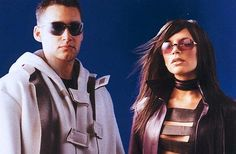 Dane Bowers & Victoria Beckham: Out of your mind