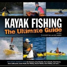 With stunning new photography and contributions from 20 influential kayak angling pros, this edition provides new kayak anglers with a solid foundation of skills and concepts for a safe and comfortabl