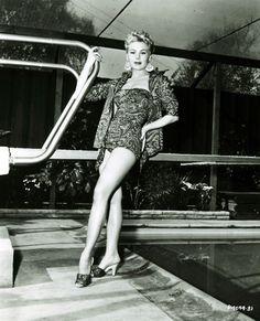 Mitzi Gaynor, 1955
