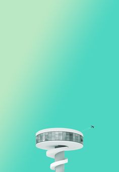 """Feridun Akgungor is an Art Director/Digital Artist from Istanbul, Turkey. He created this wonderful series called """"Minimal Pure"""" and the title says it all."""