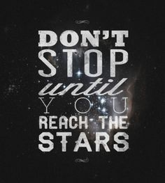 Reach For The Stars by Zach Terrell