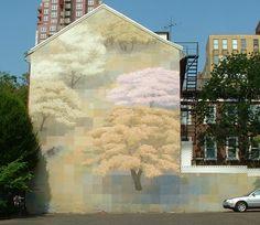 malowidła naścienne, graffiti