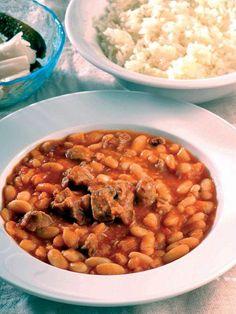 İspir usulü kuru fasulye Tarifi - Türk Mutfağı Yemekleri - Yemek Tarifleri