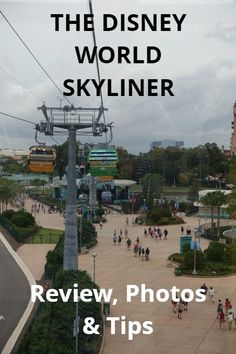 Disney World Tips:  Review of the Disney Skyliner with photos and tips from yourfirstvisit.net #DisneyWorldTips #DisneyWorldSkyliner Disney World Deals, Disney World Secrets, Disney World Vacation Planning, Disney Vacation Club, Disney World Florida, Walt Disney World Vacations, Disney Planning, Disney World Tips And Tricks, Disney World Resorts