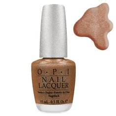 OPI Designer Series Collection - DS Classic is a warm gold with a holographic shimmer. The perfect twist to a plainer nude shade, this has just the right amount of sparkle. Part of the OPI Designer Collection, this is suitable for most skin tones.'  #NailLaquer #NailPolish #Gold #Ladies #Sale #Nails #Night