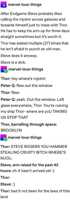 Thor Captain America Steve Rogers Star Lord Peter Quill GOTG Guardians of The ga. Thor Captain America Steve Rogers Star Lord Peter Quill GOTG Guardians of The galaxy Endgame superheroes movies meme fan. Funny Marvel Memes, Marvel Jokes, Dc Memes, Avengers Memes, Marvel Dc Comics, Marvel Avengers, Star Lord, Steve Rogers, Film Meme
