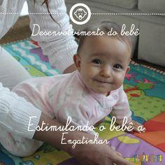 Desenvolvimento do bebê 5: como estimulá-lo a engatinhar? #tempojunto