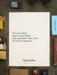 School Supplies — We