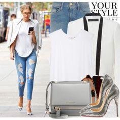 2151. Celebrity Style: Gigi Hadid
