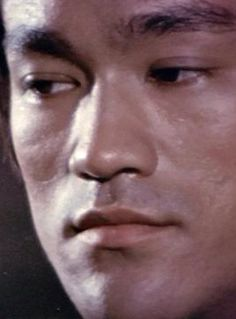 The one and only Bruce Lee