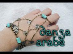 DIY: Pulsera de danza árabe | Bracelet Design