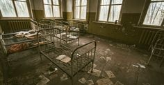 Chernobyl - Abandoned Architecture - Big City Buildings - Modern and Historical Buildings - City Planning - Travel Photography Destinations - Amazing Ugly and Beautiful Places