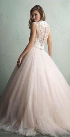 Dress of The Week Winter Wedding Dresses | bellethemagazine.com ...