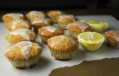Lemon Poppy Seed Muffins. Photo by Gina Luna / The Capitol Hill Times