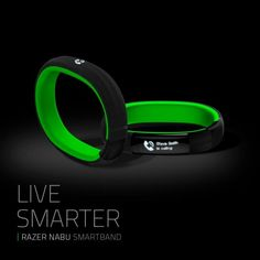 Razer launches Razer Nabu- a combo of smartwatch and fitness smartband. - http://authoritywearables.com/razer-launches-razer-nabu-a-combo-of-smartwatch-and-fitness-smartband
