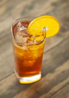 orange blossom iced tea recipe | use real butter